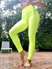 Zero Flaws Neon Yellow - ABS2B FITNESS APPAREL