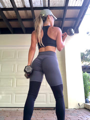 High Bunny Booty Leggings - ABS2B FITNESS APPAREL