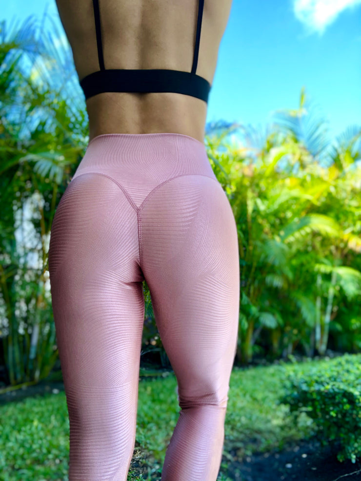 Luxor Rose (Booty Plus V Band) - ABS2B FITNESS APPAREL