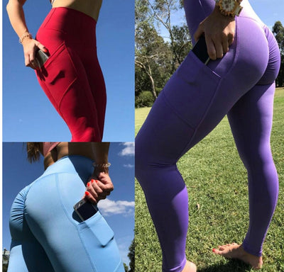 Perfect Pockets Leggings (All colors or prints)