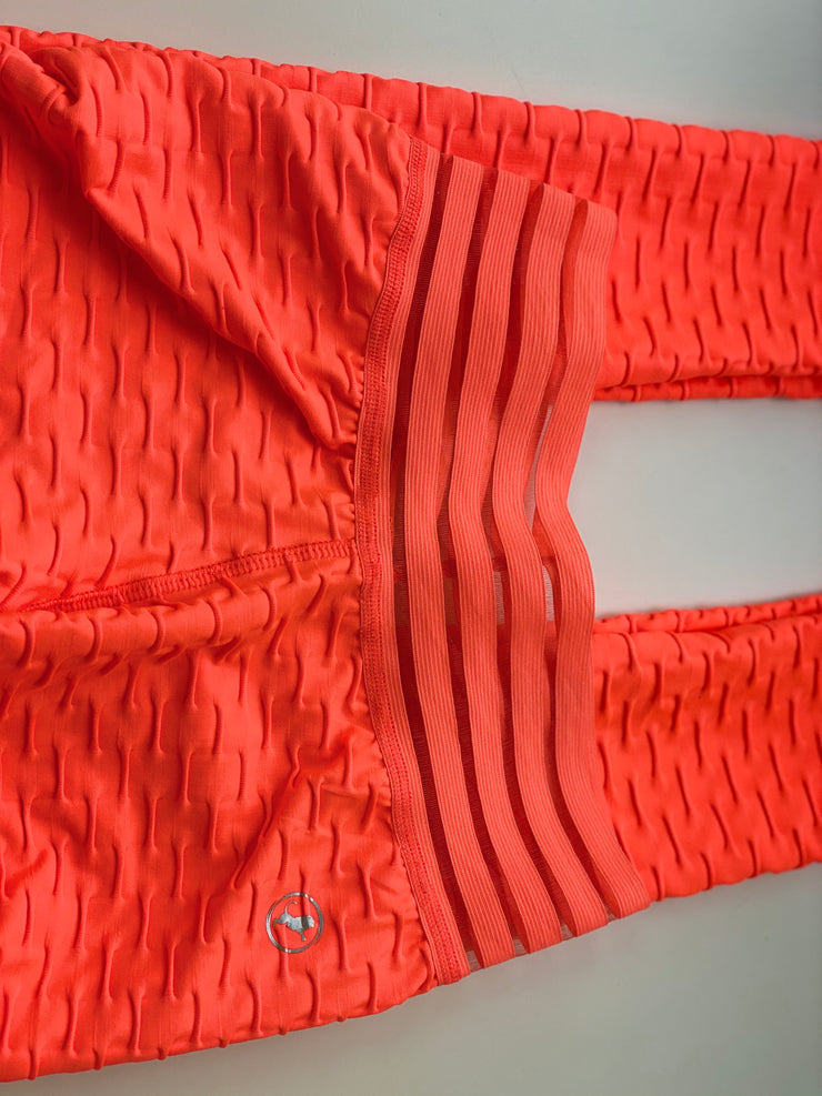 Zero Flaws Neon Orange - ABS2B FITNESS APPAREL