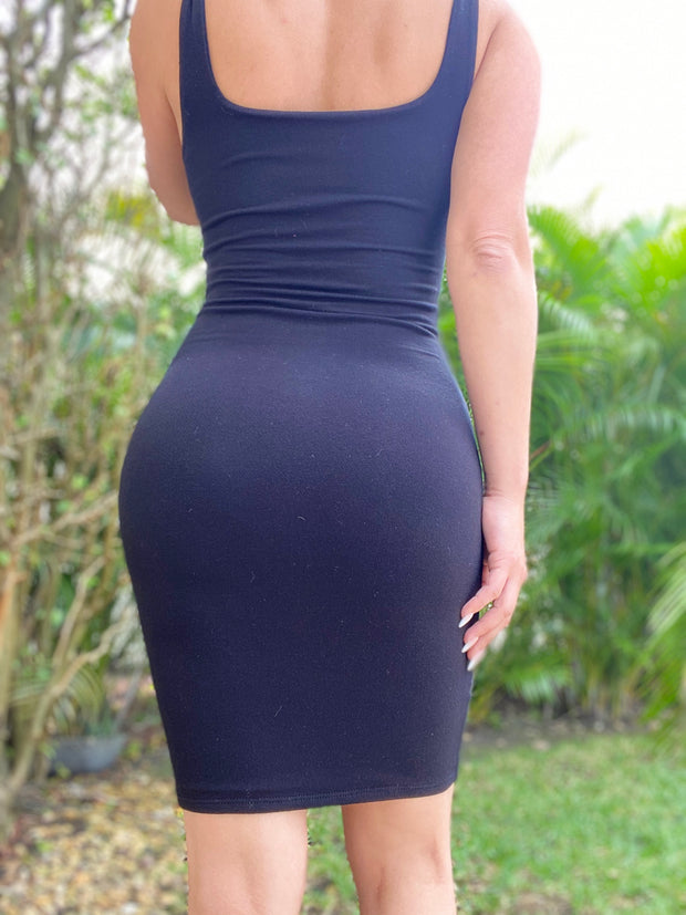 Hourglass Mini Black