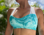 Tie Dye Teal - ABS2B FITNESS APPAREL