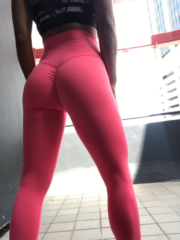 Heather Coral - ABS2B FITNESS APPAREL