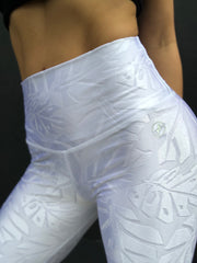 Royal Palms White (Ready to ship) - ABS2B FITNESS APPAREL