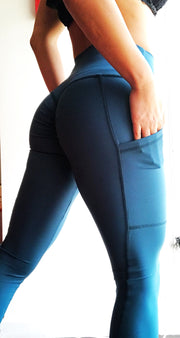 Perfect Pockets Leggings (All colors or prints) - ABS2B FITNESS APPAREL