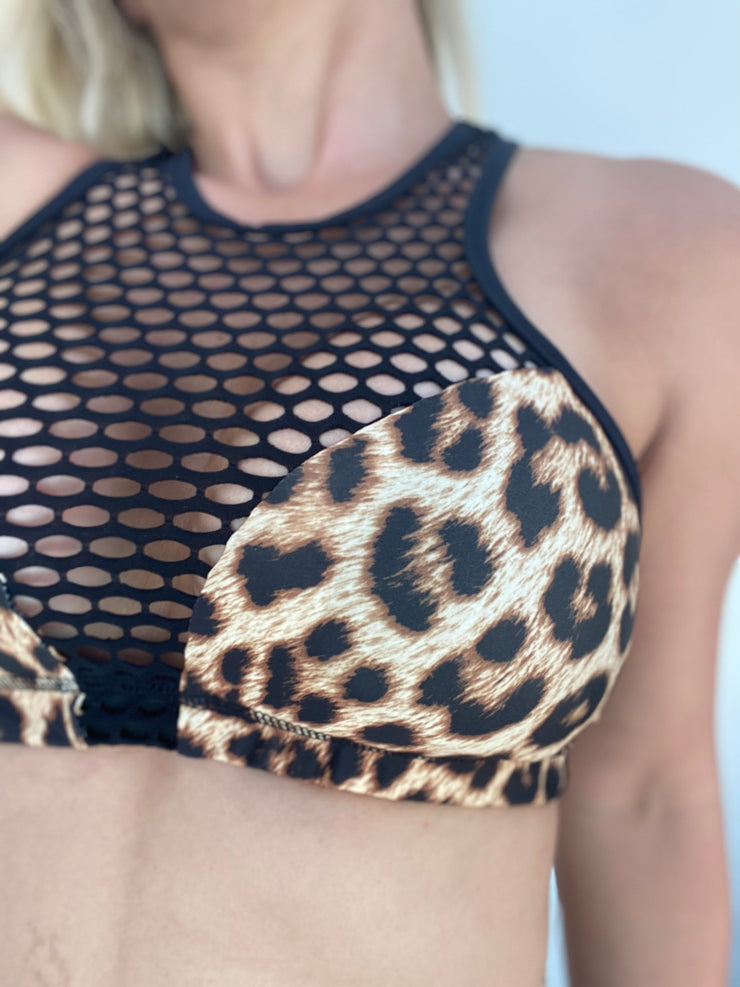 Realistic Cheetah - ABS2B FITNESS APPAREL
