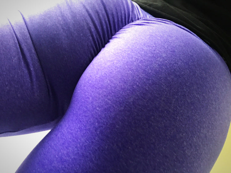 Heather Lilac - ABS2B FITNESS APPAREL