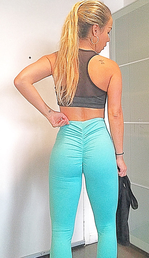 Heather Mint - ABS2B FITNESS APPAREL