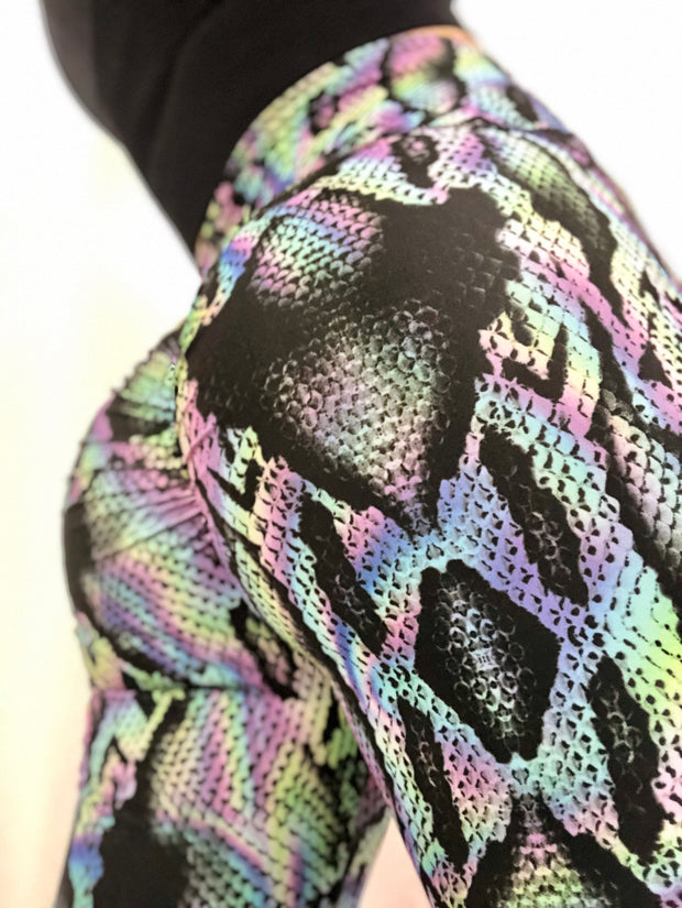 Rainbow Python - ABS2B FITNESS APPAREL