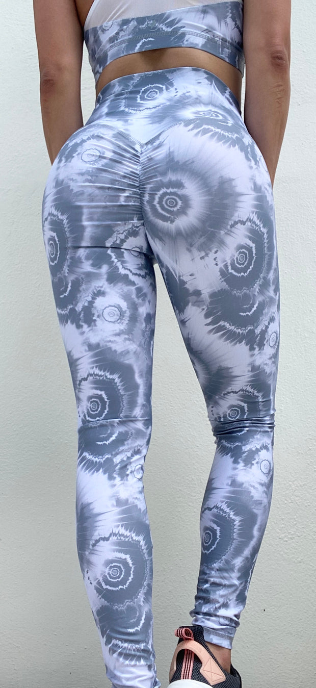 Tie Dye Gray - ABS2B FITNESS APPAREL