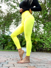 Summer Yellow - ABS2B FITNESS APPAREL