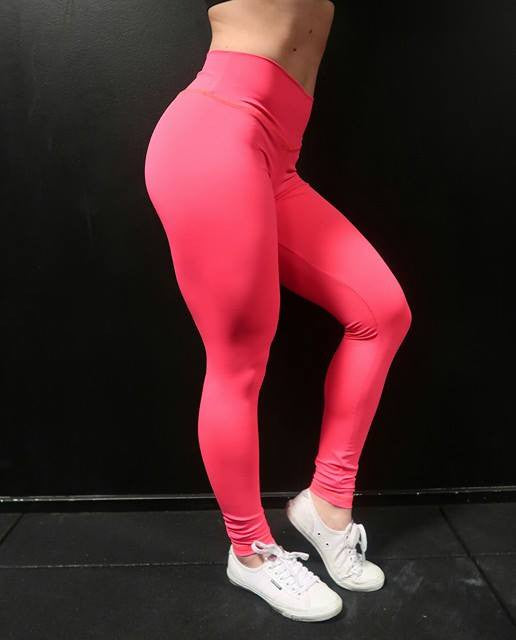 Neon Coral Pink - ABS2B FITNESS APPAREL