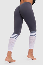 Soccer Mesh Legging (All colors) - ABS2B FITNESS APPAREL