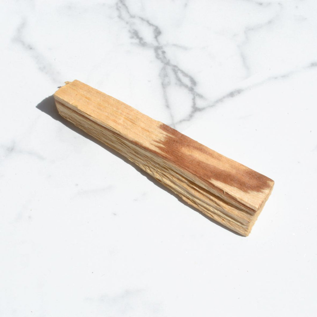 PALO SANTO | cleanse your space |