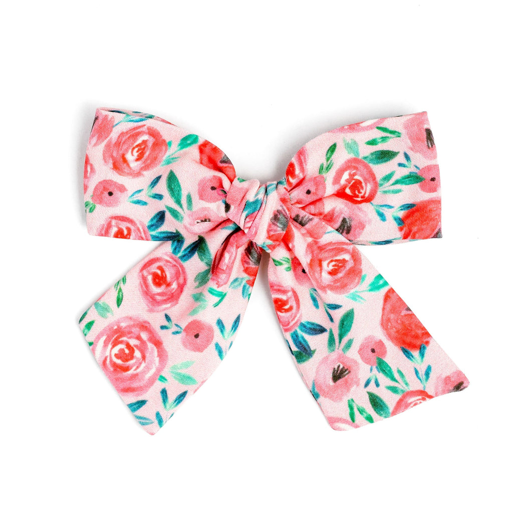 Symbol of Love | Valentine's Hair Bow