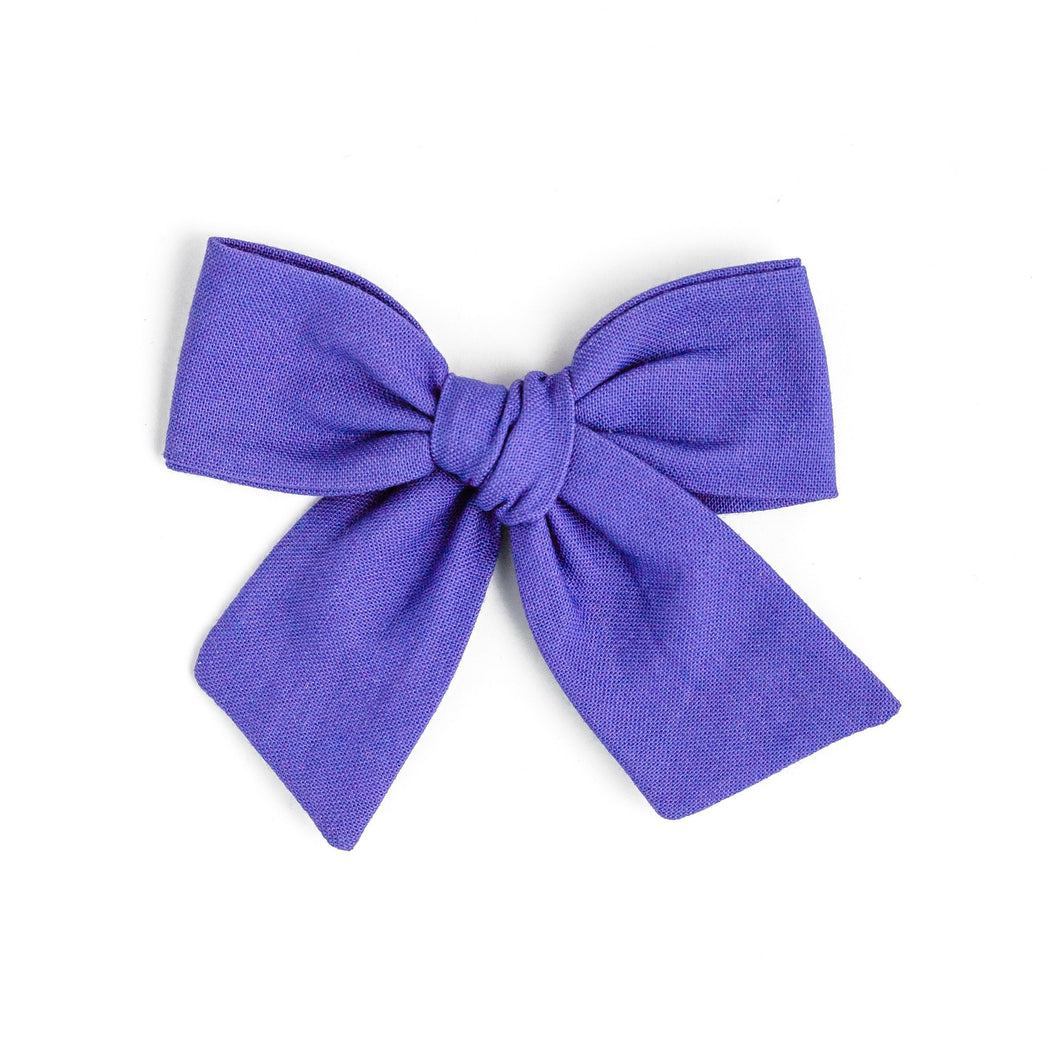 Solid Color Bows