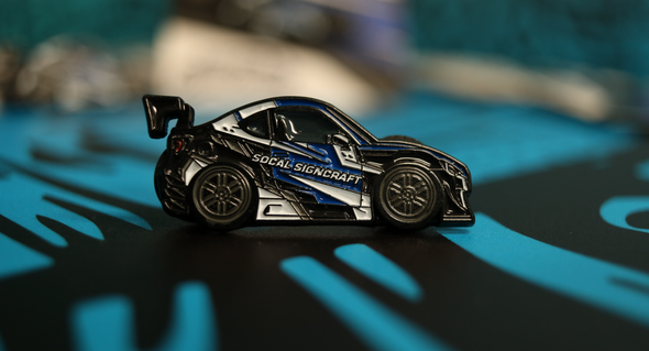 SoCal SignCraft V1 GT86 Pin