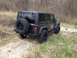 Jeep Steel Side Steps