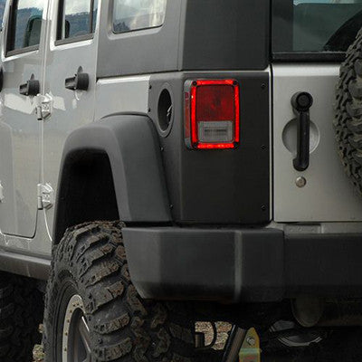 07-16 Jeep Wrangler JK Rear Corner Guards