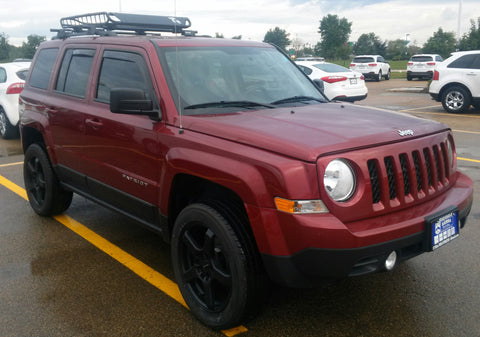2015 Tough Rigs Jeep Patriot