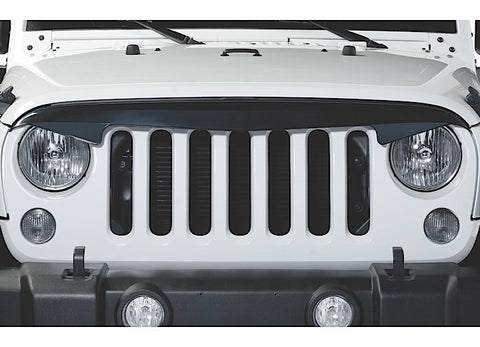07-16 Jeep Wrangler Hood Shield