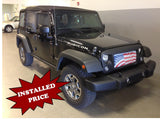 Bestop Supertop NX Black Twill Jeep 2 door or 4 door Soft Top