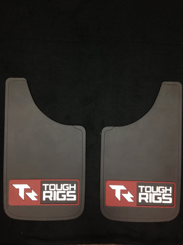 Set of 4 Mud Guards - Tough Rigs