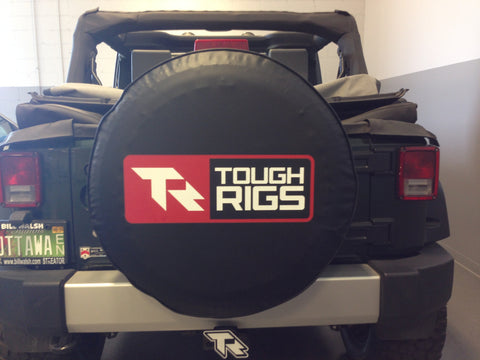 Tire Cover - Tough Rigs