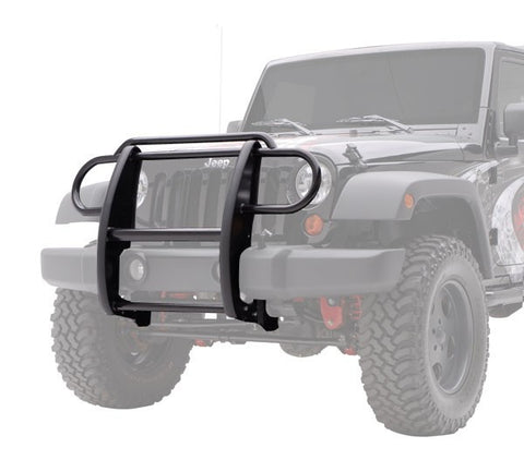 Jeep Grille Guard