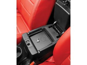 Jeep Console Storage Lock Box