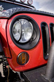 Jeep Headlight Bezel
