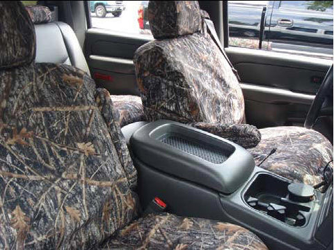 Bone Collector Car Seat Covers