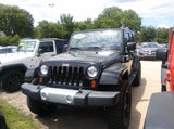 2011 Jeep Wranger Unlimited Sahara with Tough Rigs Options