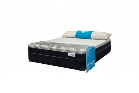 Novotech Arctic Gel Memory Foam Mattress - Extra Firm