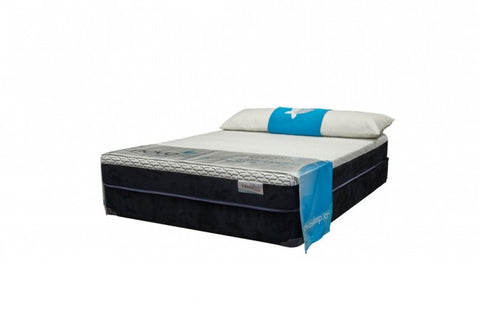 Novotech Polar Gel Memory Foam Mattress - Medium Firm