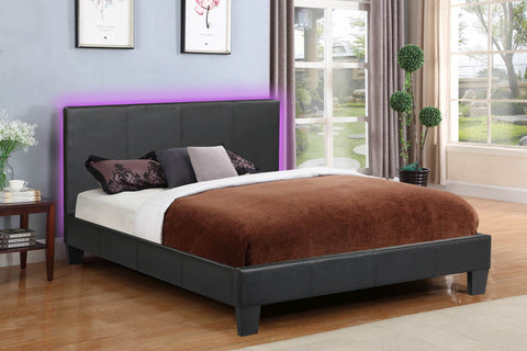 Value Platform Bed - Black