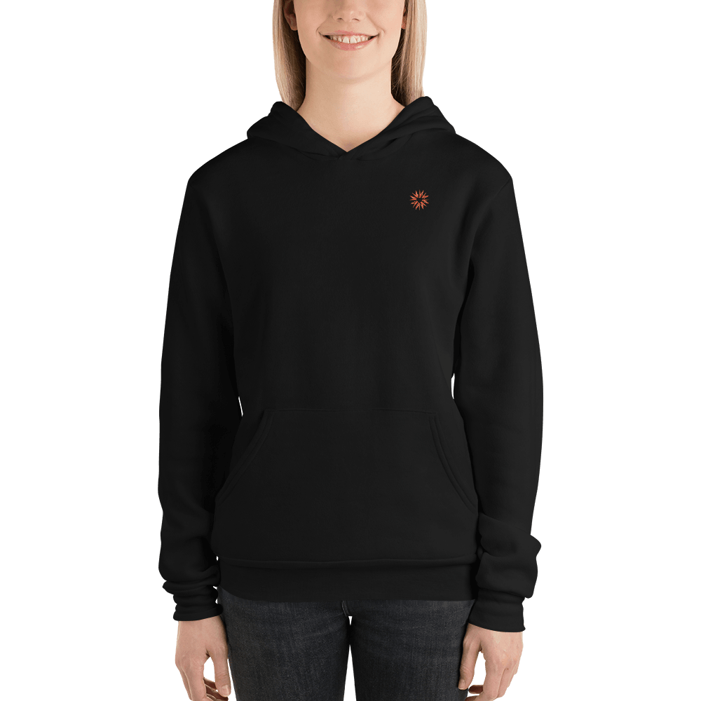 Official SunSeed Ethical Logo Hoodie