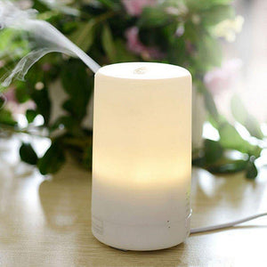 Sunseed Home 3 in 1 Night Light & Aromatherapy Room Diffuser