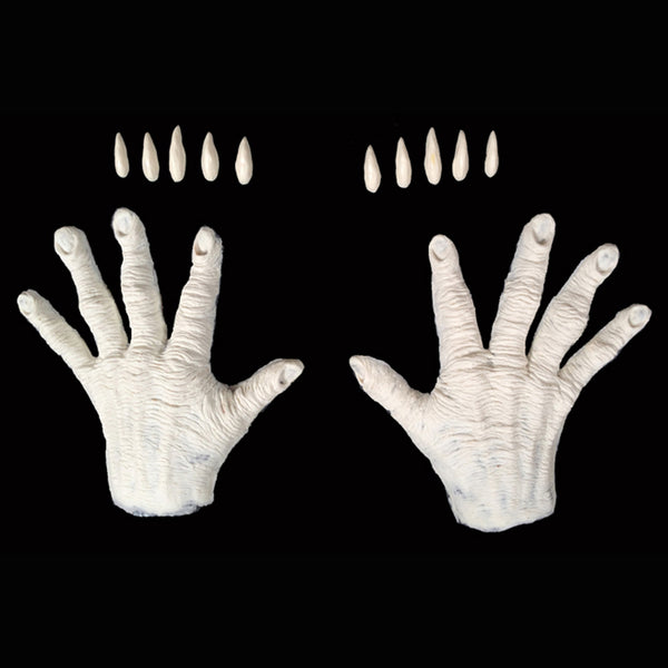 Creature Hand Backs