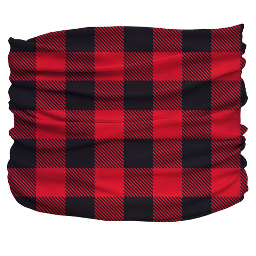 Buffalo Plaid Pup Scruff