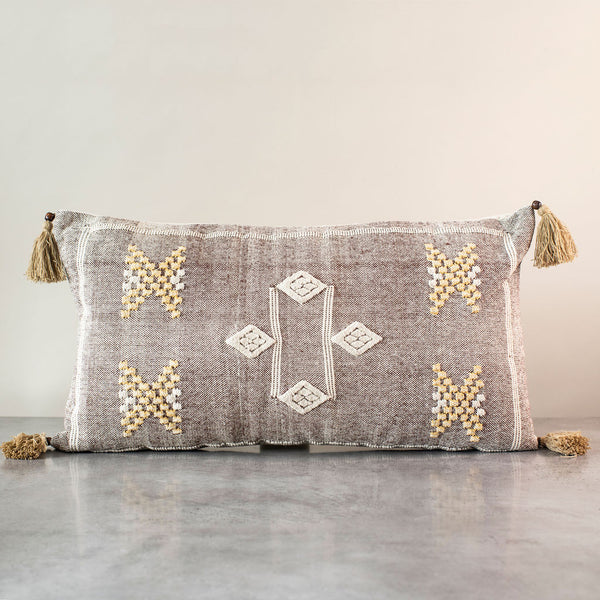 Jasmine Lumbar Pillow