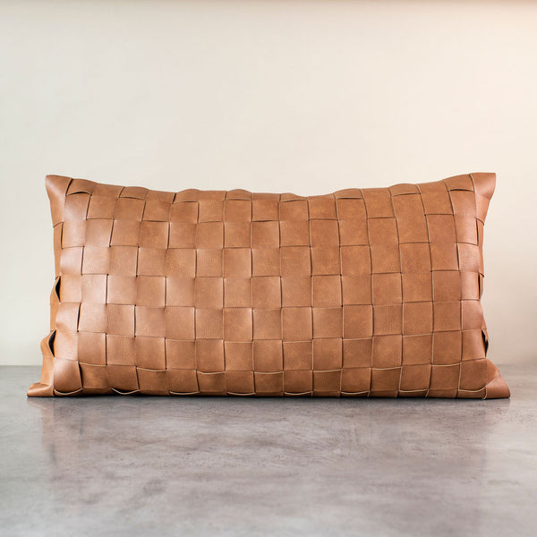 Marron Lumbar Pillow