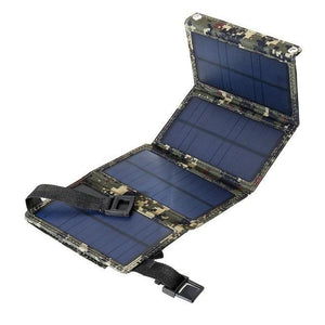 Foldable USB Solar Panel