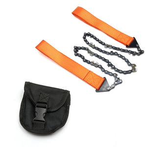 Mini Pocket Chain Saw