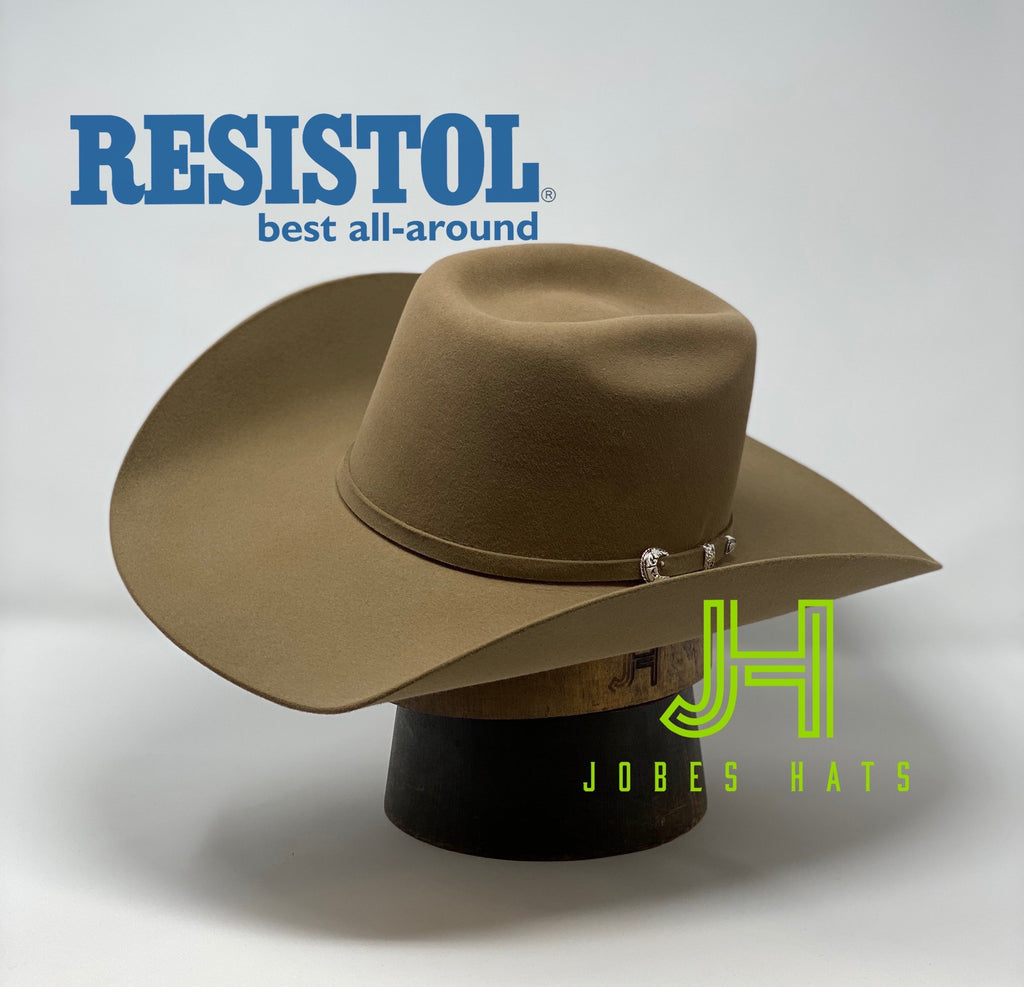 "6X Cody Johnson by Resistol ""The SP"" E5 Sahara Pre shaped - Jobes Hats"