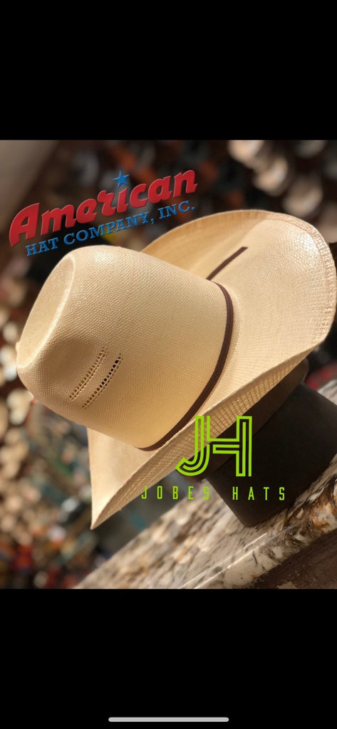 "American Hat 🇺🇸 #601 Bangora TALL  7"" crown and 4"" brim (Discontinued) - Jobes Hats"