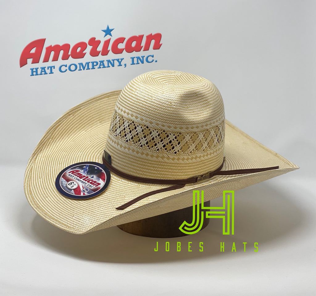 "American Hat Co. #1022 L/O  5"" Brim - Jobes Hats"