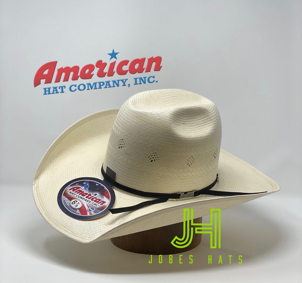 "American Hat Co. #7200 L/O  4"" 1/4 brim - Jobes Hats"