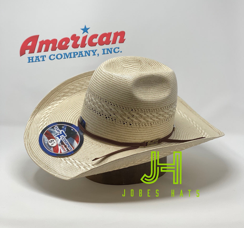 "American Hat Co. 🇺🇸 #TC8810 L/O  4 1/4"" brim - Jobes Hats"
